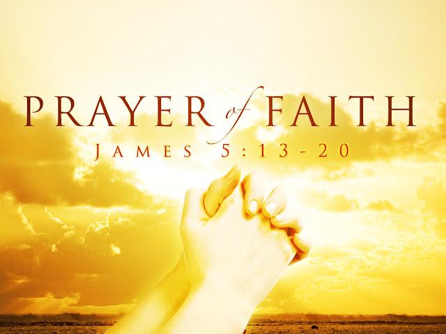9 Steps of the Prayer of Faith