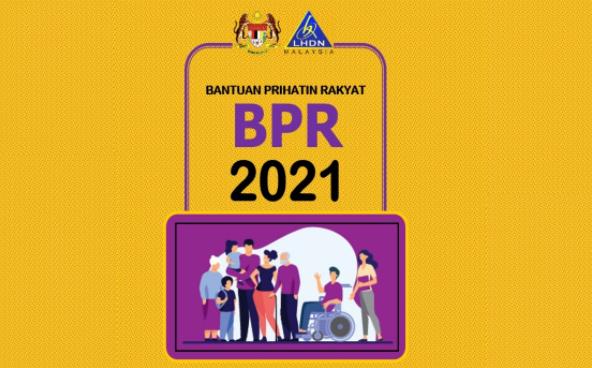 Tarikh pembayaran Bantuan Prihatin Rakyat (BPR)
