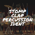 Stomp Clap Percussion Ident free music for use