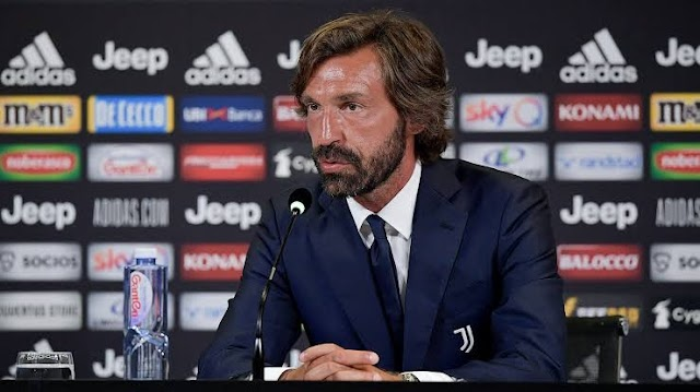 Andrea Pirlo Wins First Game In Charge Of Juventus Coach