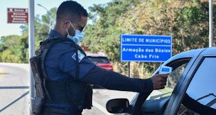 Turistas tem até 72 horas para deixar Búzios determina a Justiça