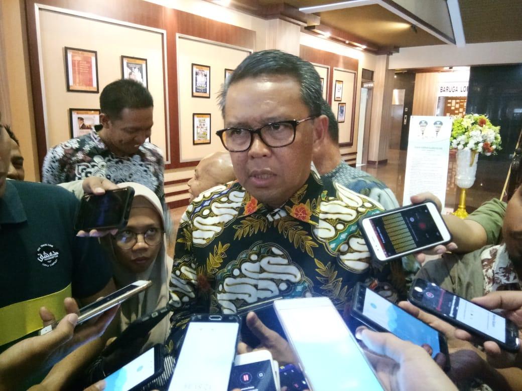 Gubernur Sulsel Sikapi Demo Koordinasi Forkopimda Turun Langsung Pantau