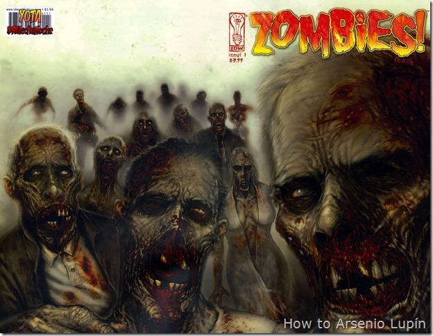 P00001 - Zombies #1