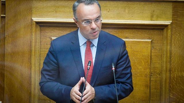 Χρ. Σταϊκούρας: Το 2022 η τρίτη πρόωρη αποπληρωμή του δανείου του ΔΝΤ