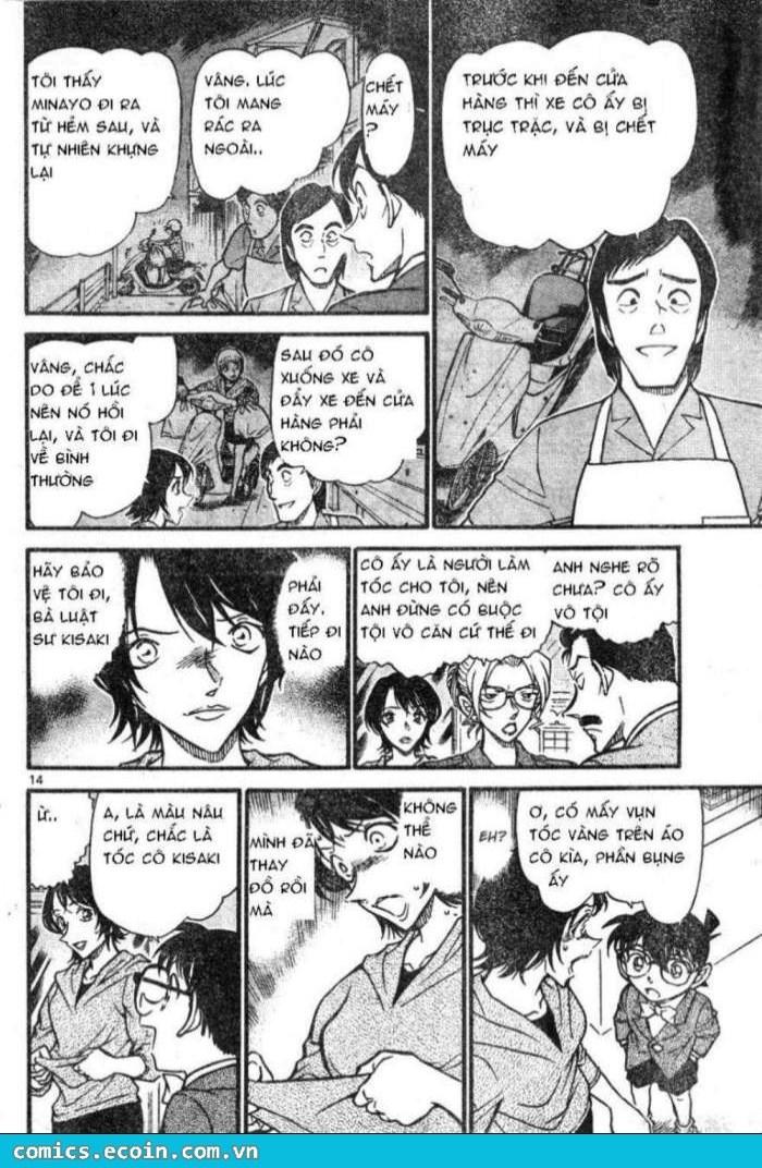 Detective Conan Chap 611 - Truyen.Chap.VN