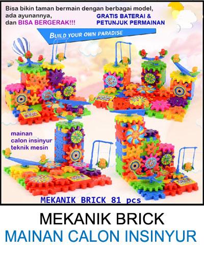 mekanik brick