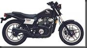 Honda VT500FT  1