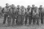 Vic Tenger crew RAAF, Royal Australian Airforce ww2