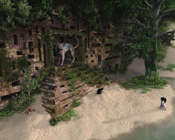 Magick Lands Of Fantasy, Magick Lands 1