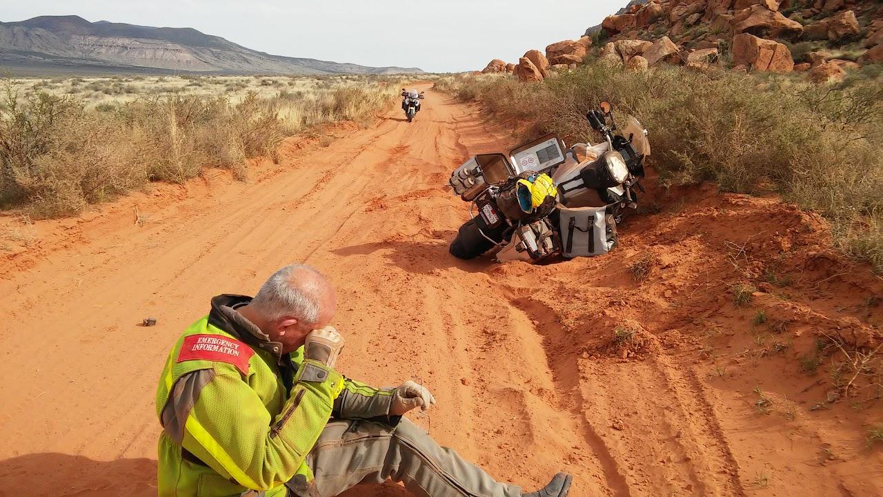 Utah Dirt Bike Tours