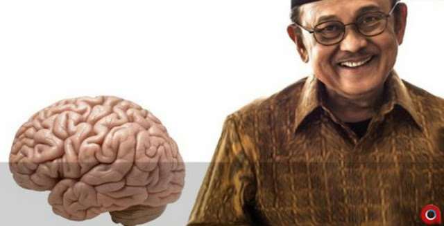 BJ Habibie, Muslim Indonesia yang Kecerdasannya melampaui Einstein, Isaac Newton, Galileo Galilei