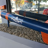 rockets at lock & load Miami in Miami, Florida, United States