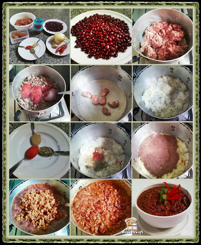 Chilli com carne 3