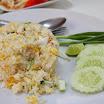 Michelle II - had niet in de gaten dat 'Crab' echt seafood is ;)
