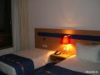 Unser Zimmer im ParkInn Hotel