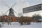 Mühle von Rönn November 2008