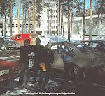Säilä - WT leiri Vierumäellä v.1979