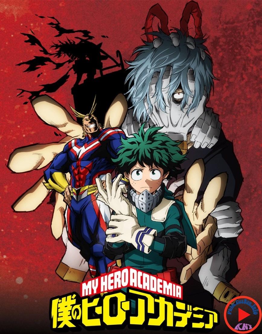 Boku no Hero Academia 2nd Season - My Hero Academia 2 (2017)