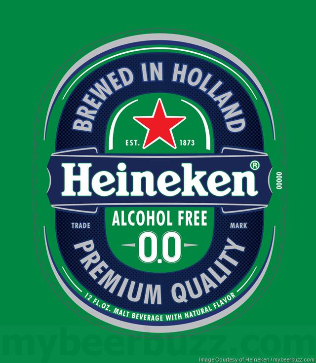 Heineken - 0.0 Alcohol Free Beer