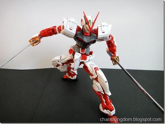 MBF-P02 Gundam Astray Red Frame -017