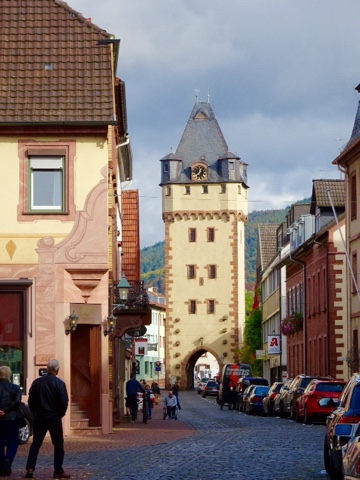 Hotel zum Riesen, Miltenberg, Odenwald Germany -- claims to be the ...