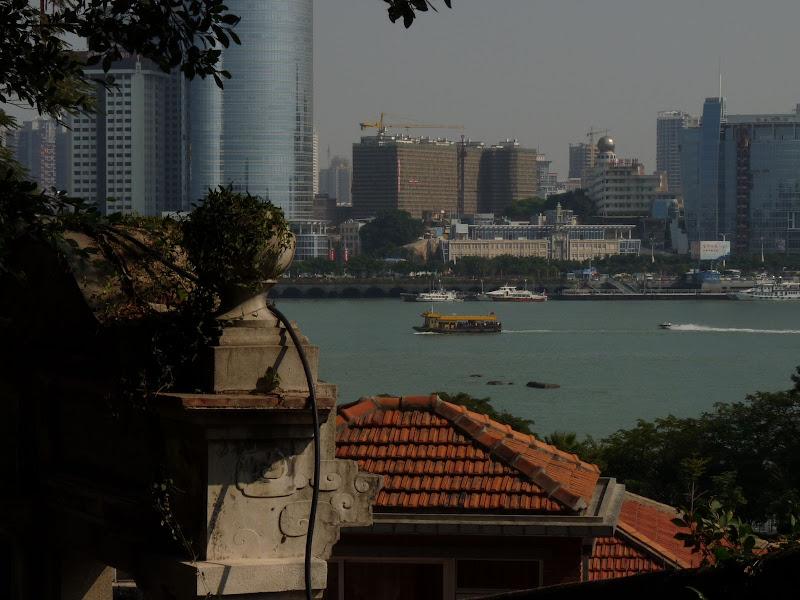 en face, Xiamen