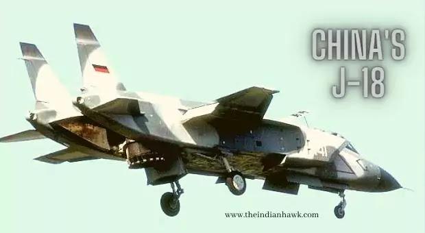 China's J-18 Snowy Owl