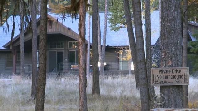The headquarters of  Whitefish Energy in Montana. Photo: CBS News