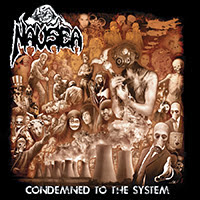 Nausea - Condemned To The System recenzja okładka review cover