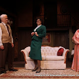 Phil Sheehan, Jimmy Cupp and Sally Farrell in LEADING LADIES - October 2011.  Property of The Schenectady Civic Players Theater Archive