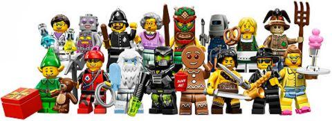 LEGO Minifigures Series 11