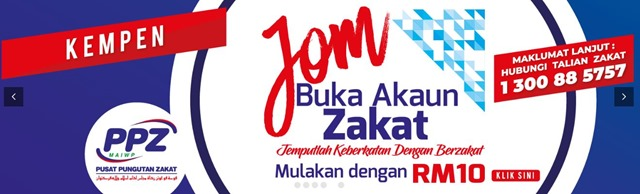 Ini Era Media Sosial, Let's ZAKAT Online! (3)