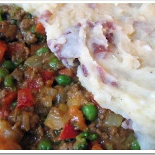 Veggie-Laden Shepherd's Pie