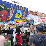 Chinatown festival on Spadina street, Toronto in Toronto, Ontario, Canada