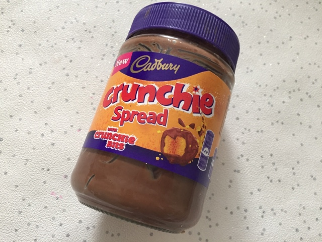 crunchie-spread