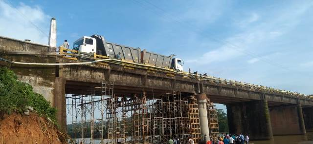 Maravoor Bridge ready- ವಾಹನ ಸಂಚಾರಕ್ಕೆ ಮರವೂರು ಸೇತುವೆ ಮುಕ್ತ