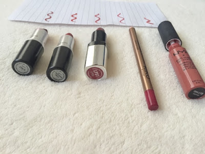 Top Autumn lip products