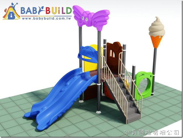 BabyBuild小型遊具