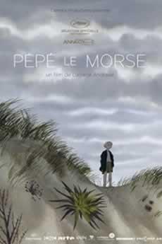 Capa Pepe, a Morsa Dublado 2019 Torrent