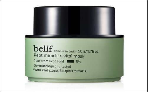 belief peat mask