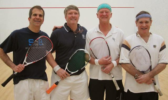 2014 State 50's Doubles: Champions - Greg Zaff & Andrew Slater; Finalists - Court Chilton & Malcolm Davidson