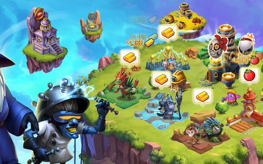 Monster Legends modavailable screenshots 17