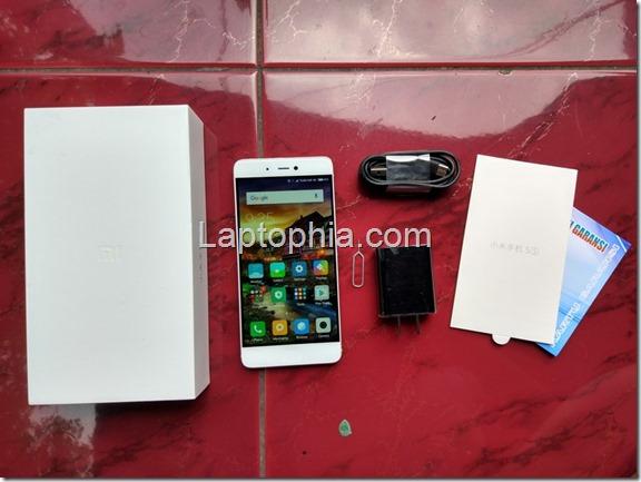 Paket Pembelian Xiaomi Mi 5S