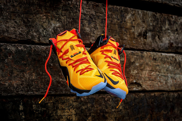 Available Now Nike LeBron 12 Witness