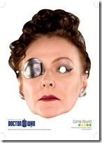 mascaras doctor who (4)