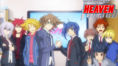 CardFight! Vanguard Legion Mate Hen - Ep 33