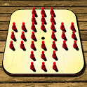 Pegs - Solitaire Halma icon