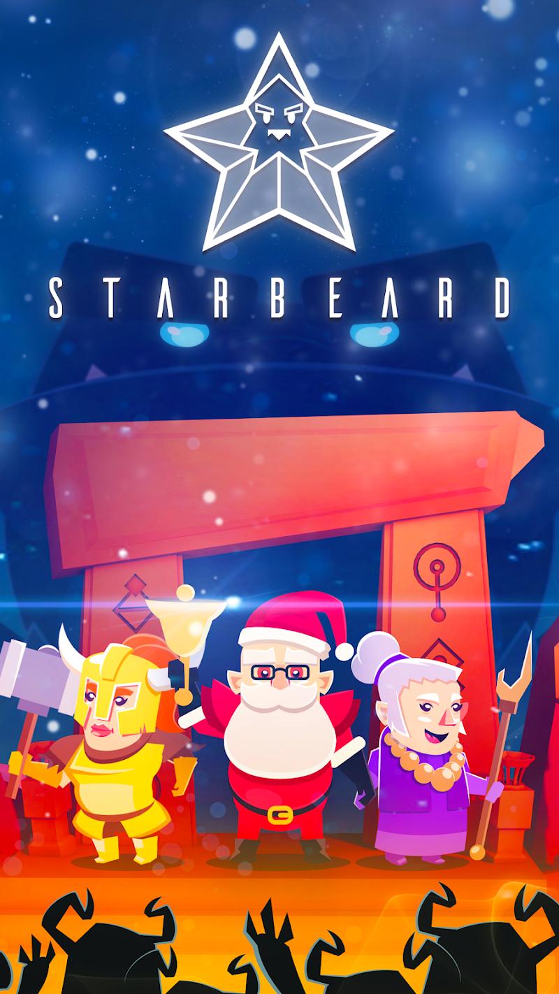 Starbeard - Intergalactic Roguelike puzzle game Screenshot 4