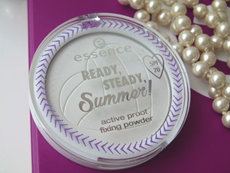 essence ready steady summer active proof fixing powder