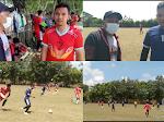 Sepak Bola Trofeo Cup Desa Telukambulu Lapangan Al-Muqodam Kec.Batujaya